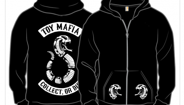 Black Friday Special Release: TOY MAFIA HOODIE!!