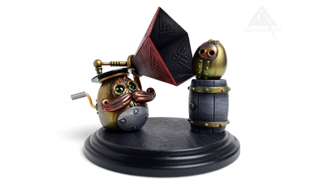 Taylored Curiosities Toy Con UK Exclusives