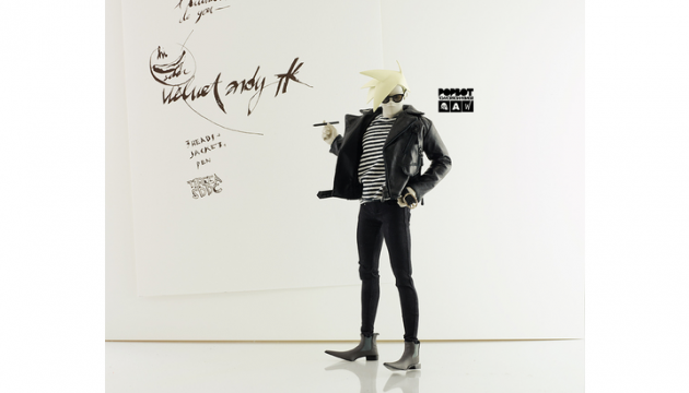 ThreeA Andy Warhol