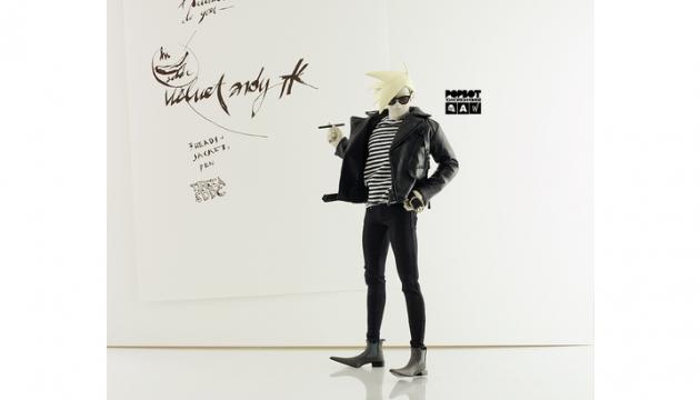 ThreeA Andy Warhol