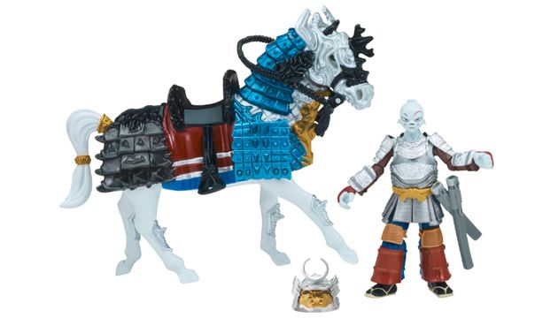 Usagi with Horse
