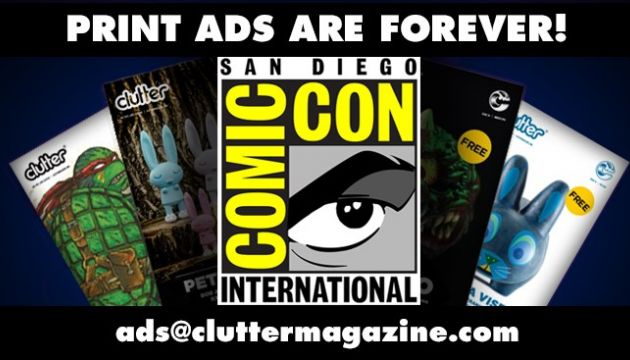 Ad Space open for SDCC Issue!