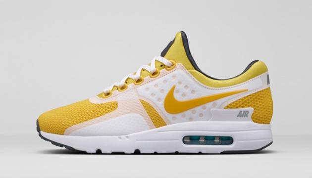 Nike Air Max Zero Yellow