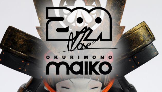 """2petalrose's """"Okurimono Maiko"""" for Gift Wrapped 2015!"""