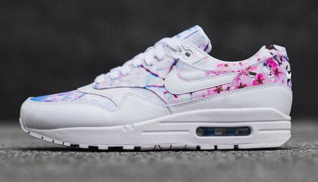 Cherry Blossom Nikes