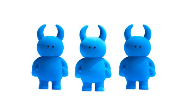 cobalt blue uamou