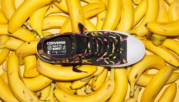 Converse Collaborates with Andy Warhol & Futura