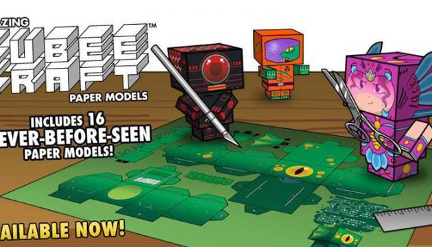 16 All New Cubeecrafts!