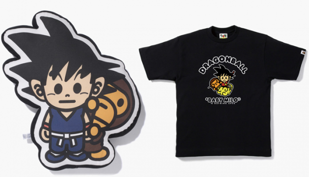 Dragon Ball x BAPE