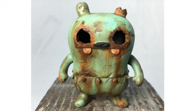DrilOne Custom Toy
