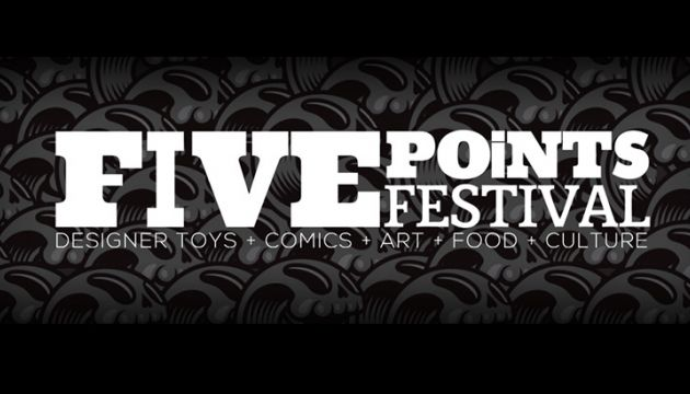 ANNOUNCING: Five Points Festival!