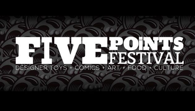 ANNOUNCING: Five Points Festival!