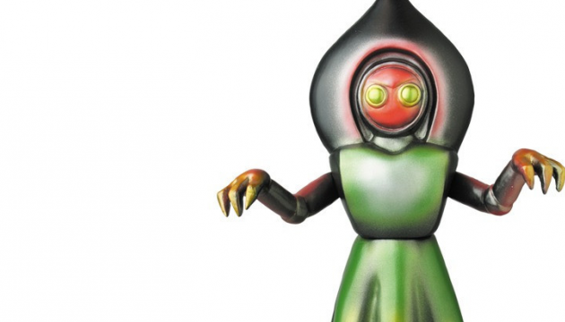 Flatwoods Monster Up for Pre-Order at Lulubell Toy Bodega