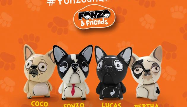 Fonzo Frenchie Pet Contest