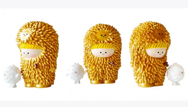 Momiji x Bubi Au Yeung Golden Treeson & Infant Treeson