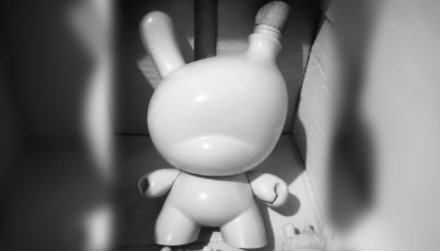 "JPK Sketracha Custom 8"" Dunny"