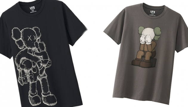 KAWS x Uniqlo Collaboration