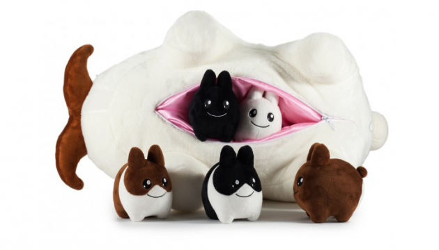 Kidrobot Plush Labbit with Littons Revealed!