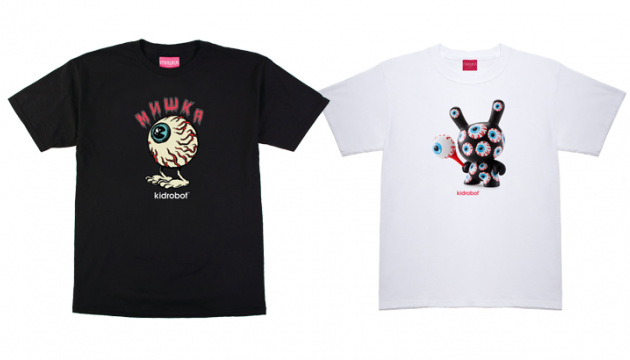 Mishka shirts
