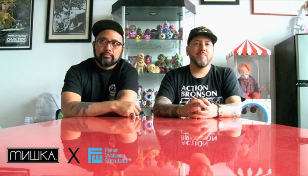L'amour Supreme and Greg Mishka Discuss Fisher Wallace