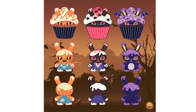 MJ Hsu Halloween Delectables Sneak Peek!