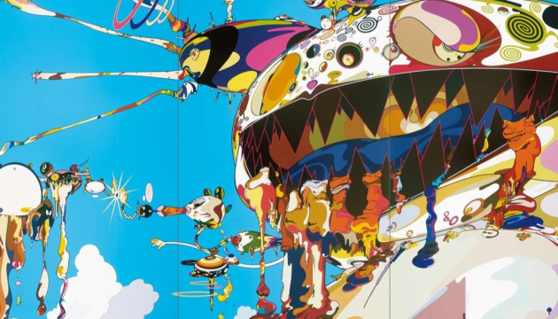 Happy Birthday to Takashi Murakami