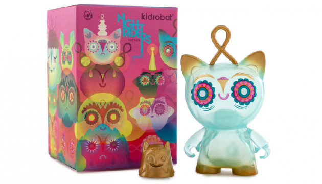 Nathan Jurevicius' Nightriders Series Now Available at Kidrobot