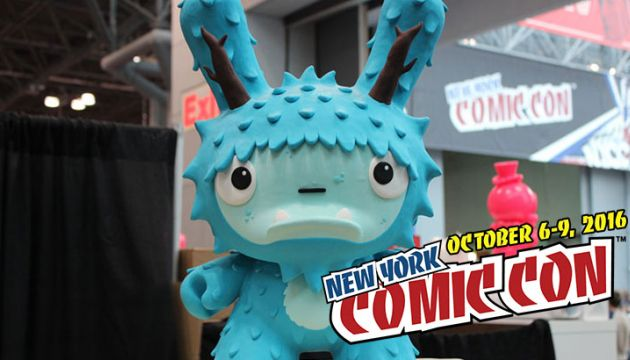 NYCC 2016 Photo Recap: Part 13 | DTA Dunny Show