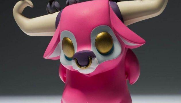 "3.5"" Pink Kwaii Clomp by JPX x coarse"