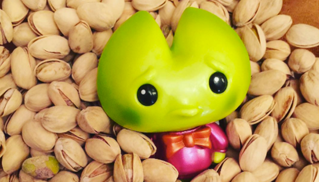 Pistachio Kookie No Good On Sale Today!