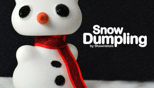 shawnimals snow dumpling