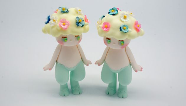 """Seulgie's Ethereal """"Spring Flowers"""" Satyrs – Dropping March 23rd!"""