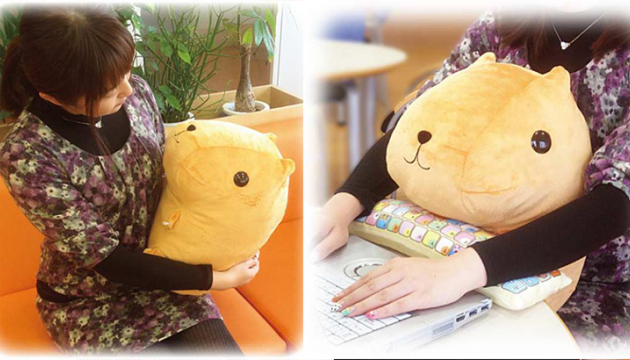 Kawaii wrist rests