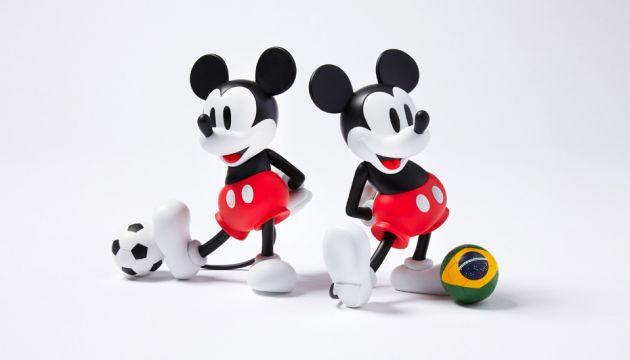 medicom mickey mouse