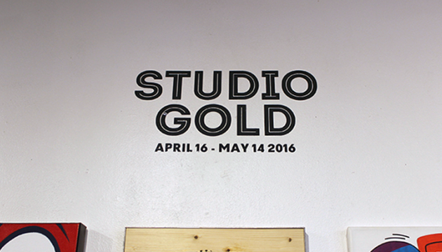 Studio Gold at Myplasticheart Roundup
