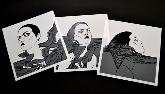 Prints of the Late T.S. Claire's Last Work Available Today