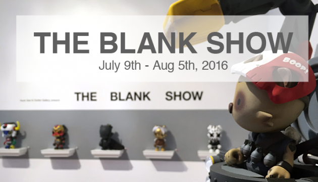 """The Blank Show"" round up @ Clutter Gallery!"