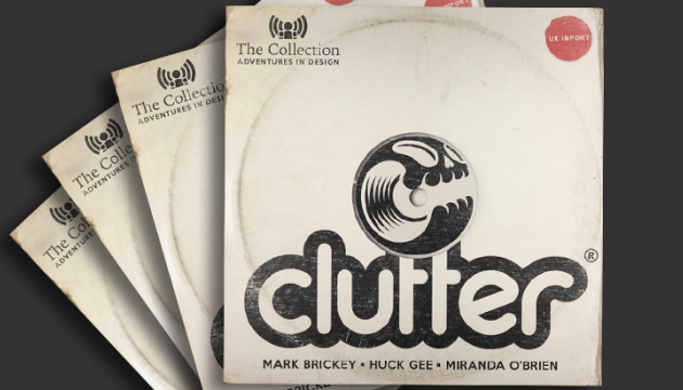 Listen to The Collection Volume III: Episode 342  with Huck Gee & Miranda O'Brien of Clutter Magazine