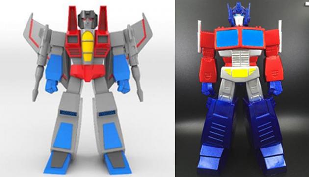 Transformers Sofubi