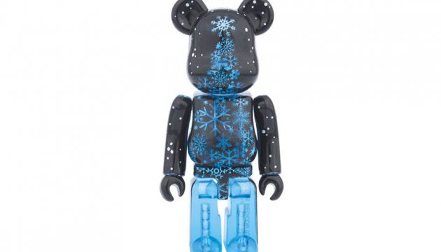 christmas 2015 bearbricks