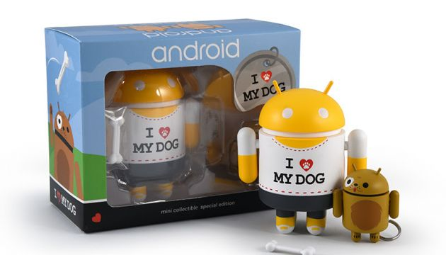 I <3 My Dog Android Pack Now Available to Public