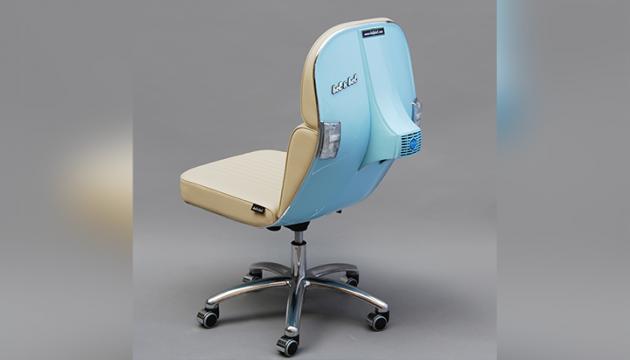 Vespa Office Chairs by BEL & BEL