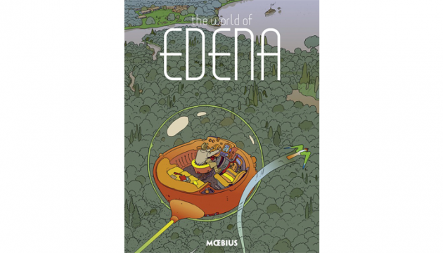 Moebius World of Edena