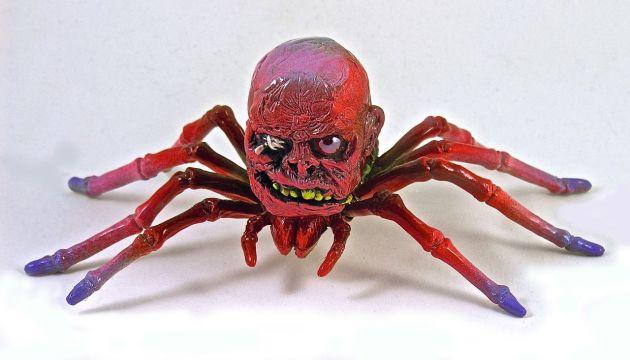 The Youzha Arachnid by Plassebo.