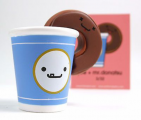 kidrobottraviscainbbfcoffeeanddonut.png