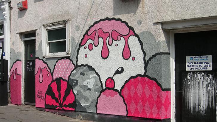 Buff Monster Show Graffiti Clutter Magazine