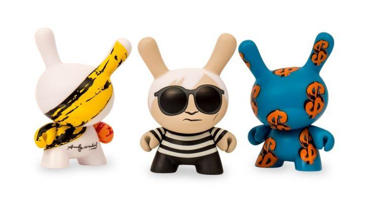 Kidrobot x Andy Warhol Collection