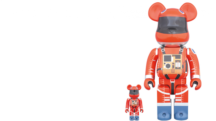 af213f7a Medicom have opened up pre-orders for their tribute to 2001: A Space Odyssey.  Both a 100% and a 400% are available, recreating the red space suit from ...