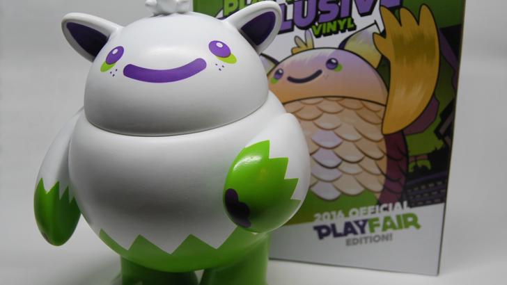 Toy Fair Reveals Public Play Fair Expo, Vinyl Toy, & Customizers