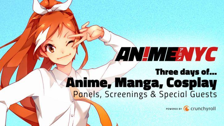 Introducing – Anime NYC!